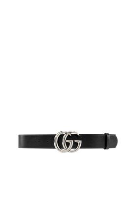 GG Marmont Wide Belt