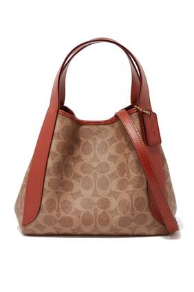 Hadley Hobo 21 Pebble Leather Bag