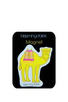 Neon Camel Magnet
