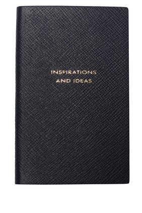 """Inspirations and Ideas"" Panama Notepad"