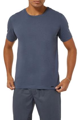Solid Tone Cotton T-Shirt