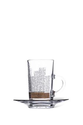 Tea Cup and Saucer, Set of 12