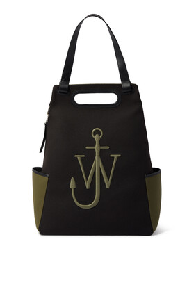 Anchor Logo Backpack