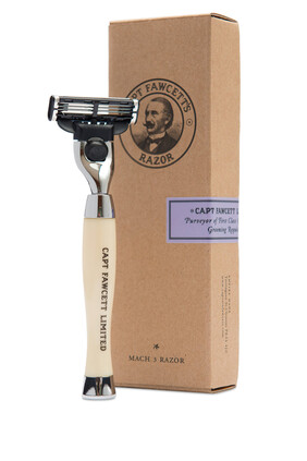 Hand Crafted Safety Razor