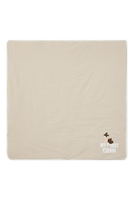 My First Fendi Blanket