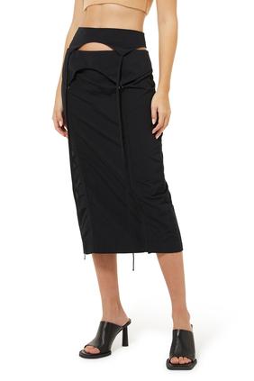 La Jupe Draio Pencil Skirt