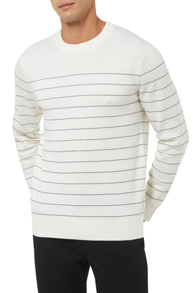 Striped Nathan Sweater