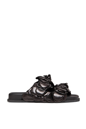 Valentino Garavani Atelier Rose Edition Slides