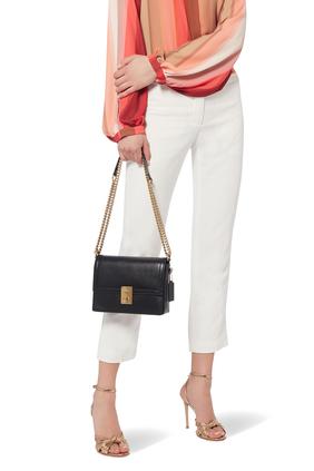 Hutton Leather Shoulder Bag