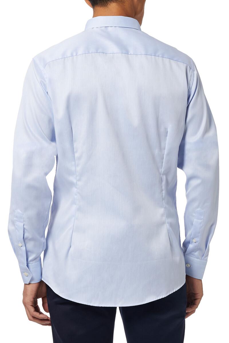Super Slim Fit Signature Twill Shirt image number 3