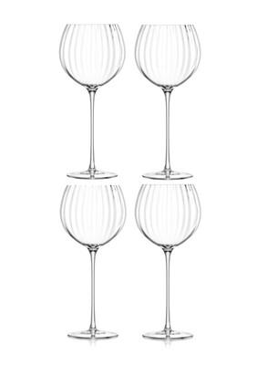 Aurelia Balloon Glass, Set of 4