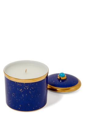Fleur D'Or Lapis Candle