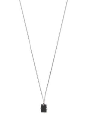 Lennox Silver Necklace