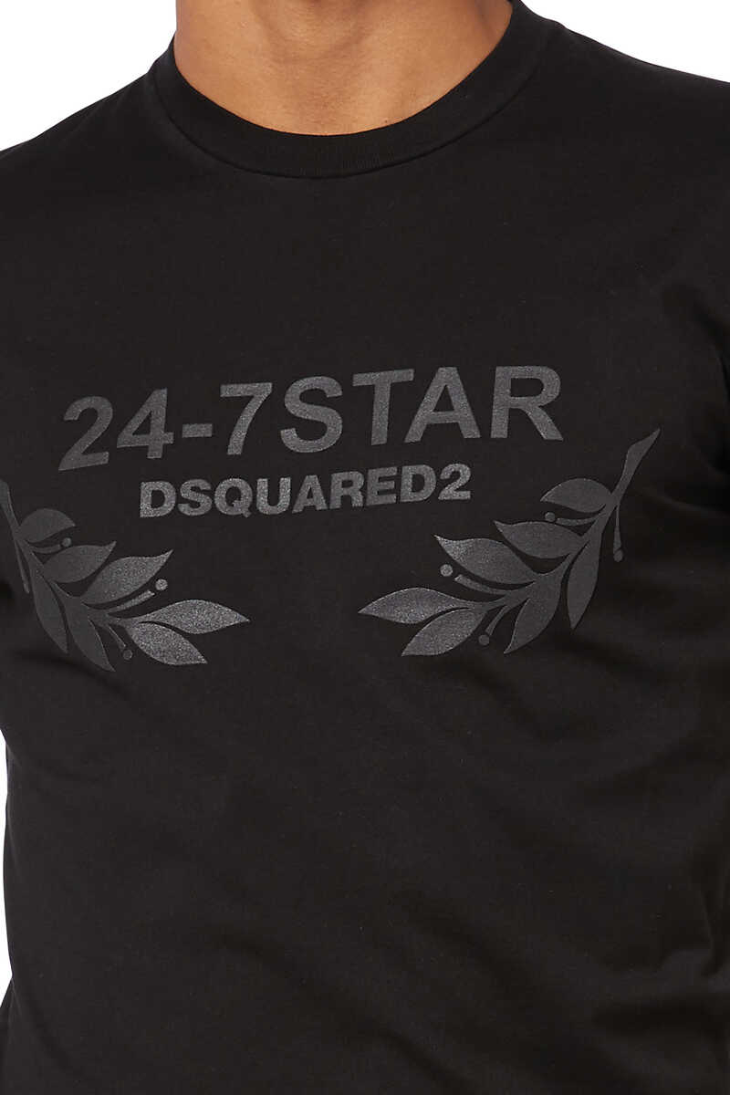 Dsquared 24/7 Star Logo T-shirt image thumbnail number 4