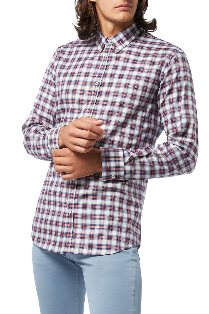 Checked Shirt image number 1