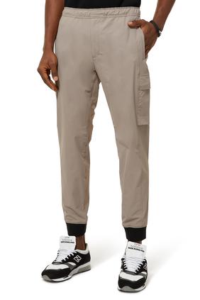 Plain Pockets Sweatpants
