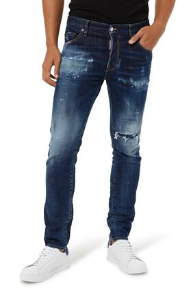 Skater Denim Jeans