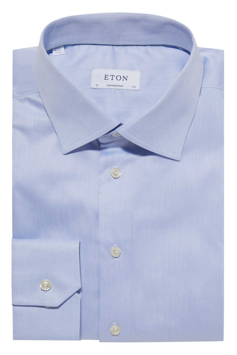 Poplin Long Sleeved Shirt image thumbnail number 1