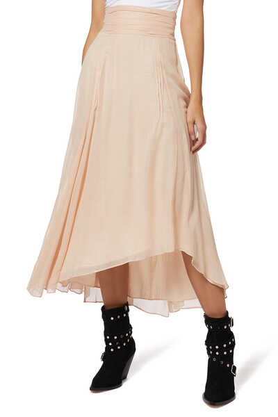 Greoux Maxi Skirt