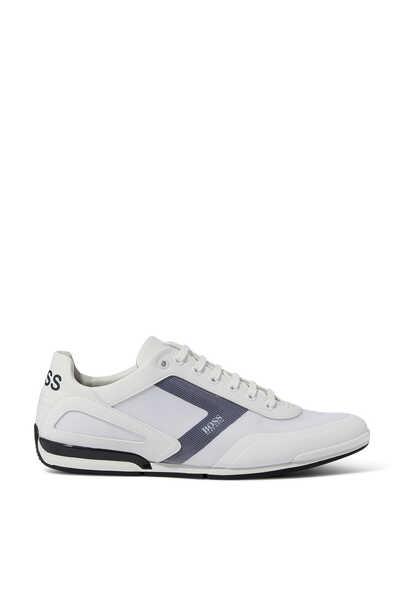 Saturn Low-Profile Mesh Sneakers
